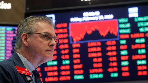"""إيقاف تداولات بورصة وول ستريت بعد هبوط """"نادر"""" بـ7%"""
