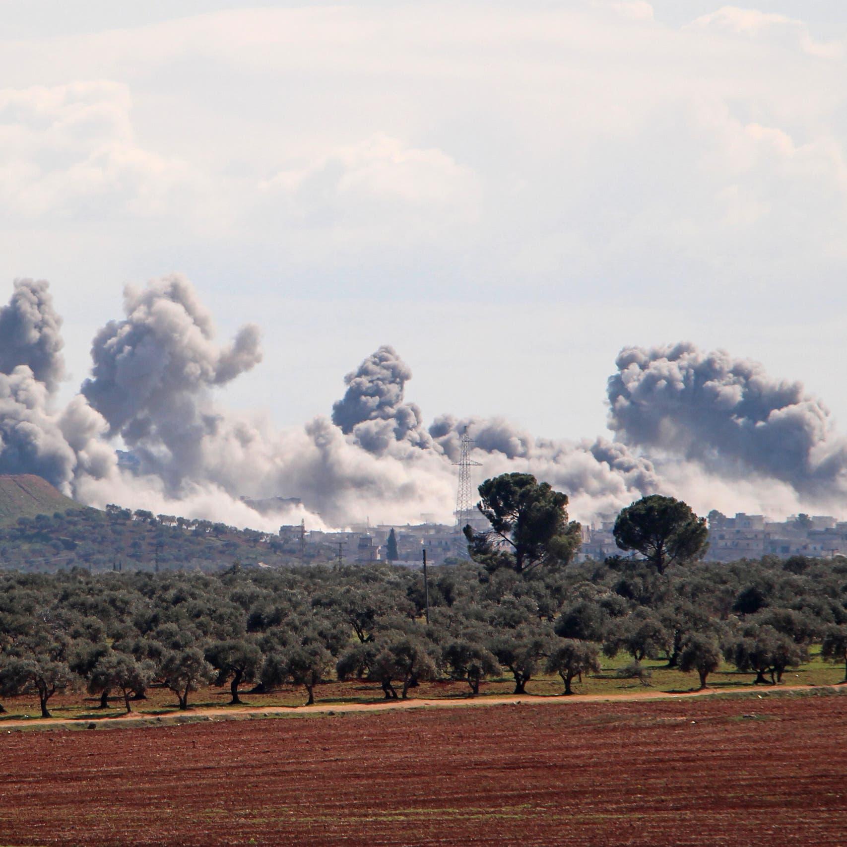 """حرب طائرات.. و""""إشاعات"""" أيضاً في سماء إدلب"""