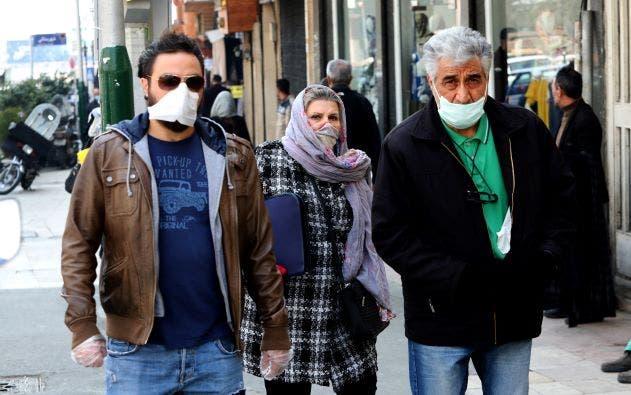 من طهران (فبراير - فرنس برس)