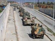 """تركيا تدفع برتل جديد نحو مواقعها ضمن منطقة """"بوتين – أردوغان"""""""