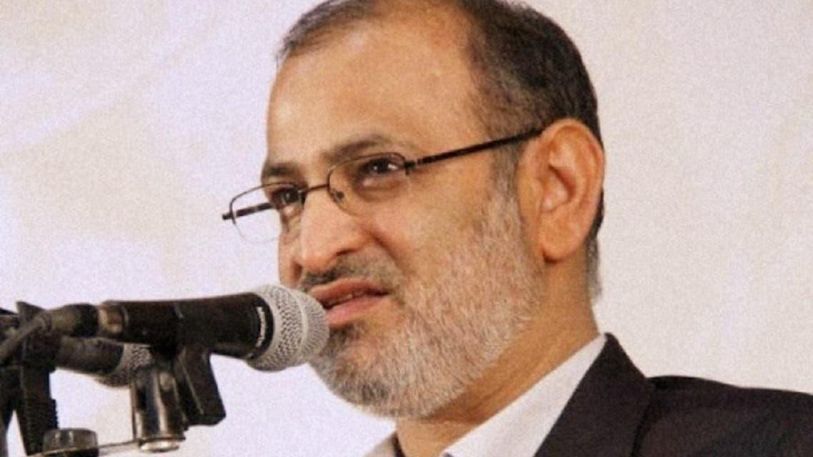 Iranian lawmaker Mohammed Ali Ramazani Dastak died in disputed circumstances as coronavirus continued to spread across Iran. (Twitter)