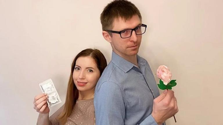 كاتي ديدينكو وزوجها
