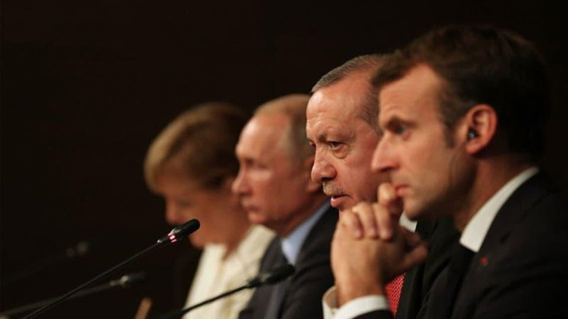 France , Turkey and Russia and Germany