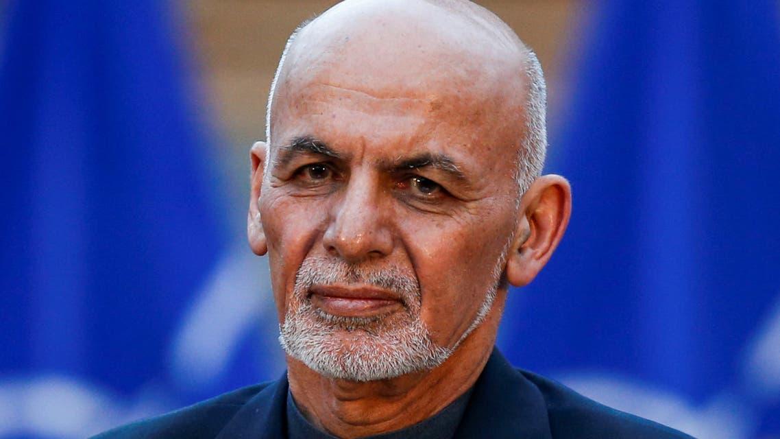 الرئيس الأفغاني أشرف غاني(رويترز)
