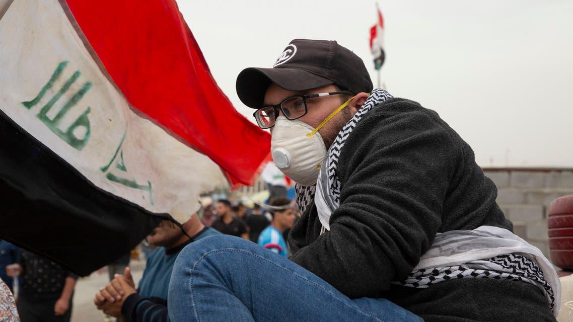 العراق كورونا