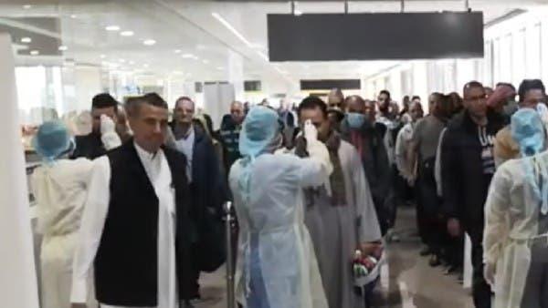 السعودية توصي بتدابير للقادمين من دول مصابة بكورونا