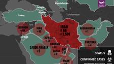 Coronavirus hits all GCC countries: Iran travel link, figures and measures taken