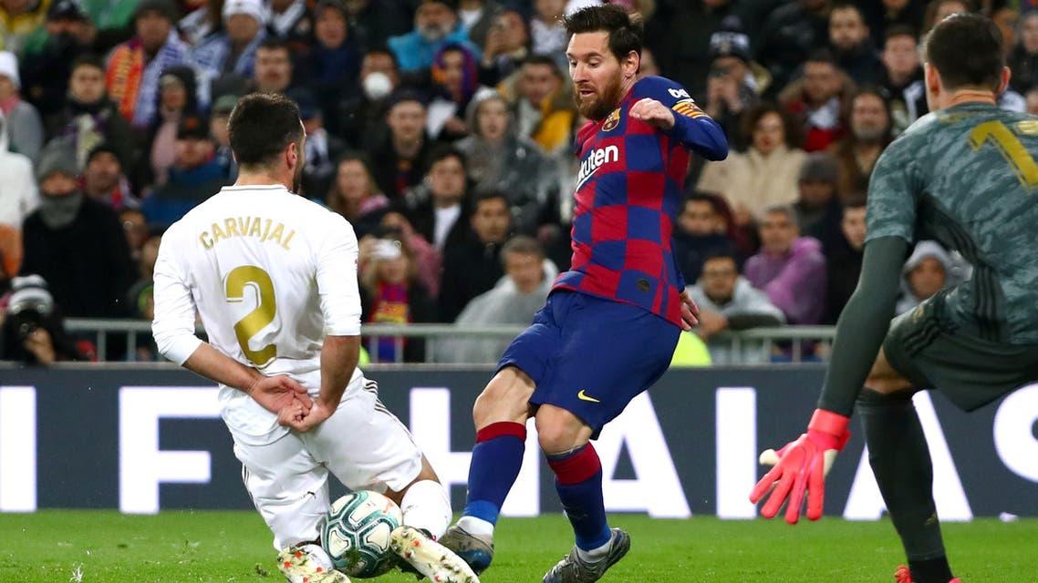 ريال مدريد برشلونة
