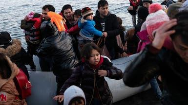 غرق طفل.. مأساة لاجئين فتح لهم أردوغان حدود أوروبا
