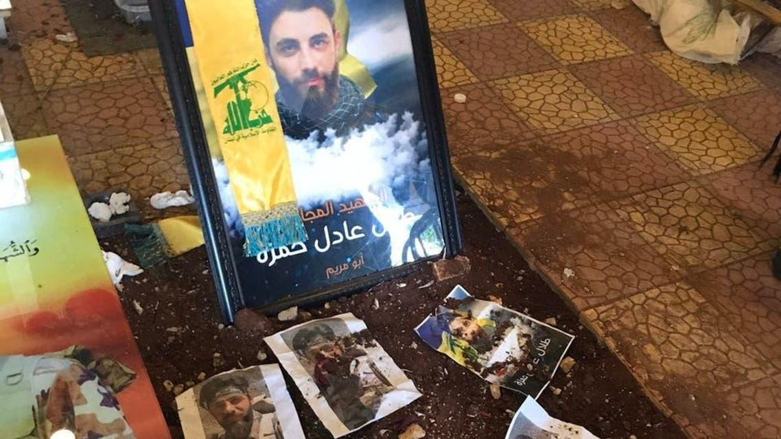 syria: hezbollah