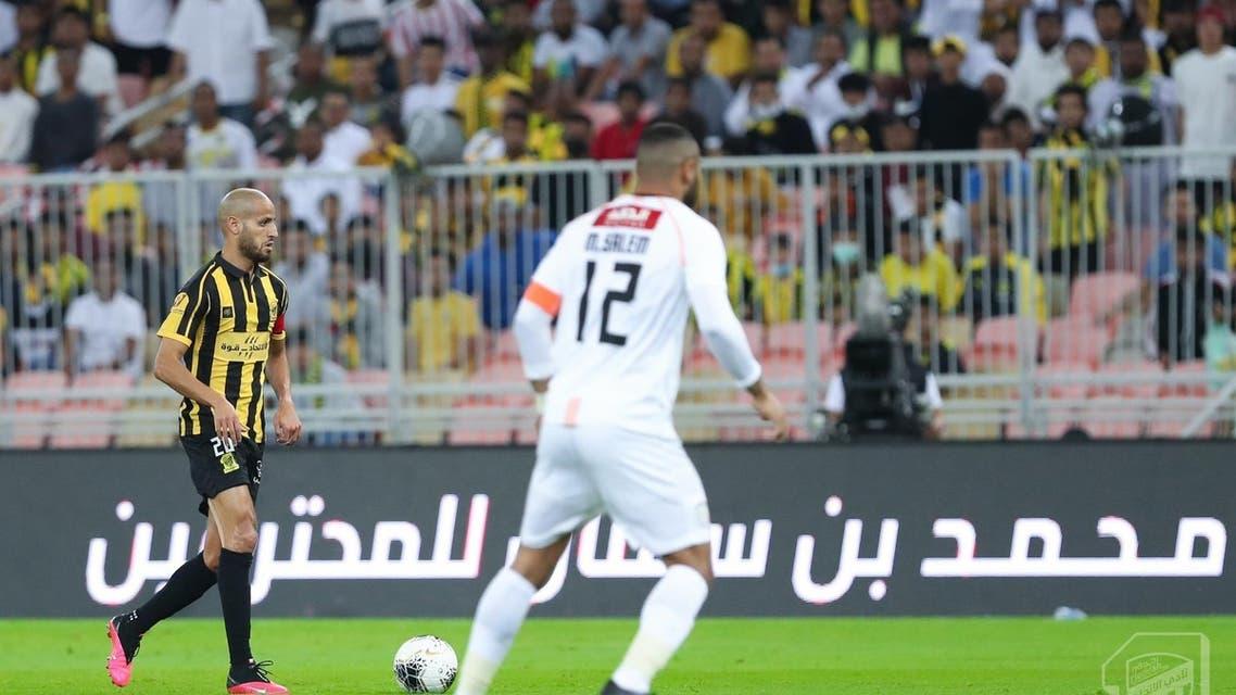 كريم الأحمدي الشباب الاتحاد