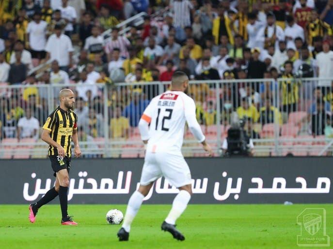 اتحاد جدة يمدد عقد كريم الأحمدي حتى نهاية الموسم المقبل