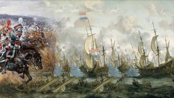 بخيول فقط.. هكذا استولت فرنسا على سفن هولندا بعرض البحر