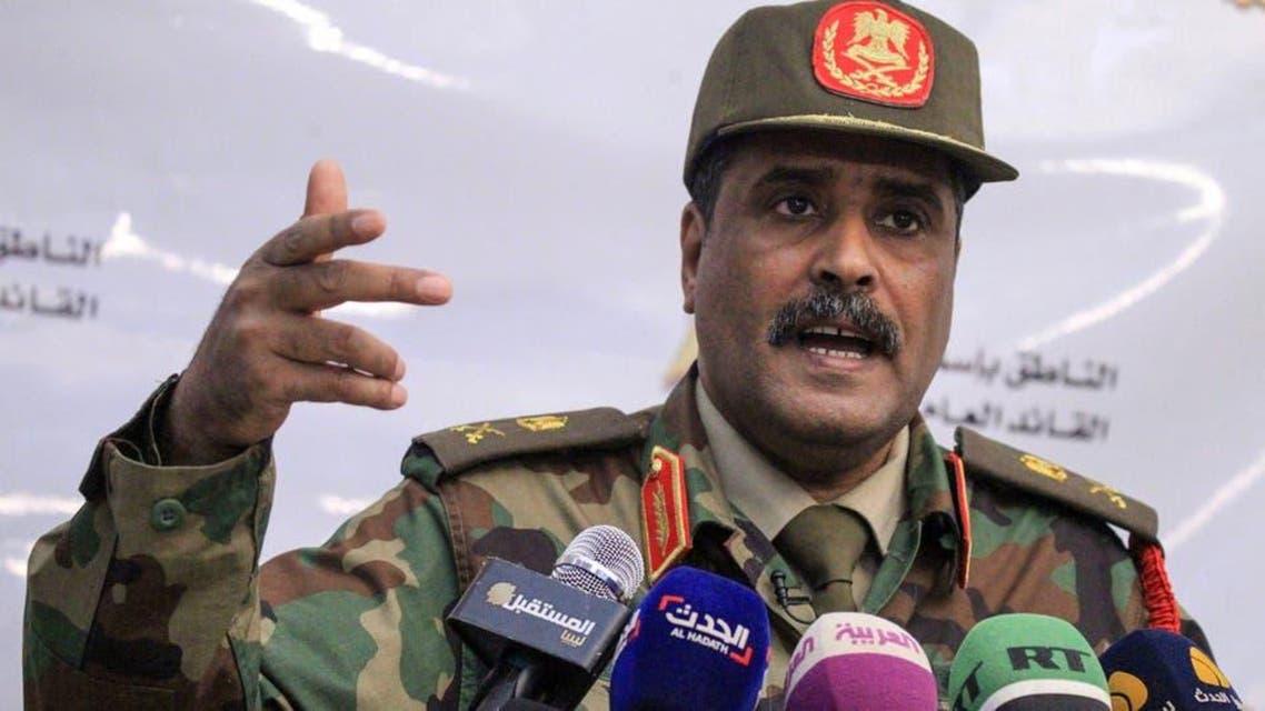Libiya: Ahmed Almasmari