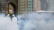 Iranians caught licking Shia holy shrine amid coronavirus outbreak arrested