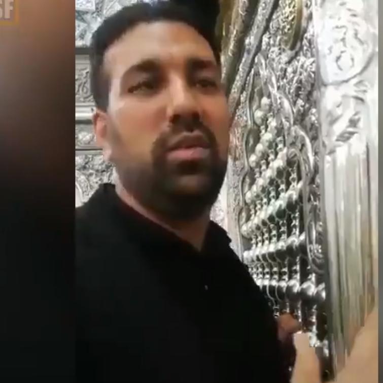 أتذكرون لاعق الأضرحة في إيران.. هذا ما حل به