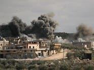 قوات النظام السوري تقصف 7 بلدات بريف إدلب وشمال غربي حماة