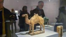 پیرس میں سعودی عرب کے تاریخی مقام العُلا سے متعلق نمائش جاری