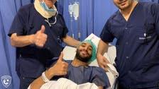 عبدالله عطيف يتعرض إلى قطع في الرباط الصليبي