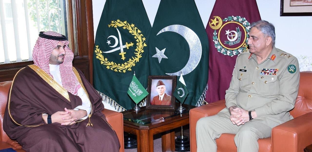 Pakistani Chief of Army Staff General Qamar Javed Bajwa