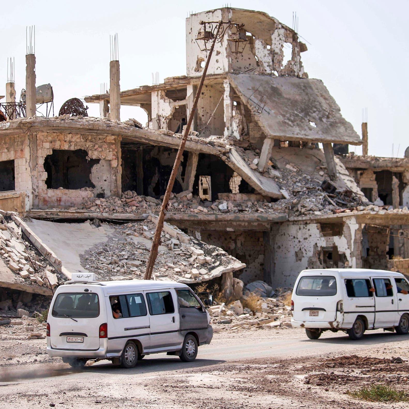 من هم المقاتلون الذين يصر النظام على ترحيلهم من درعا؟