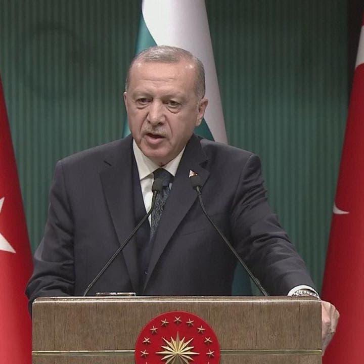 أردوغان للأتراك:لا تذهبوا للمستشفيات إلا في الحالات الحرجة