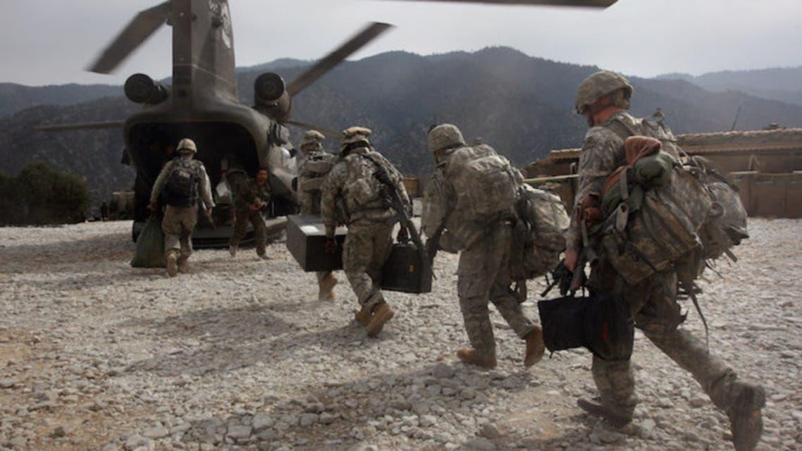 وزیر دفاع امریکا: روند خروج سربازان ما از افغانستان تا 10 روز دیگر آغاز میشود