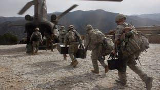جان باختن یک سرباز آمریکایی در فراه افغانستان