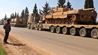 قتلى وجرحى أتراك بقصف صاروخي للنظام شرق إدلب