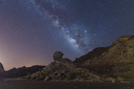Saudi Arabia's Red Sea Project seeks to become world's largest Dark Sky Reserve