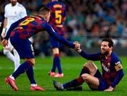 ميسي جاهز لقيادة برشلونة في مباراة مايوركا
