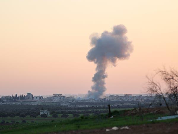 روسيا: مسلحون سوريون أصيبوا أثناء إعدادهم لهجوم كيمياوي