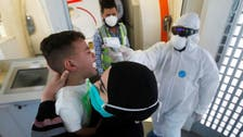 Iraq reports a coronavirus patient has died, raising death toll to three