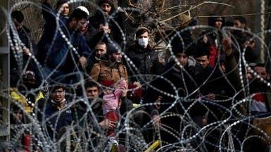 اليونان: تركيا تطلق الغاز لدفع المهاجرين نحو الحدود