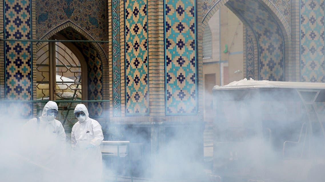 فيروس كورونا - إيران