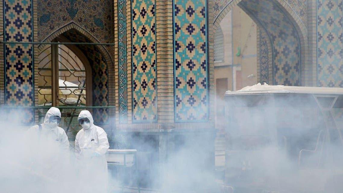 Iran Cronavirus