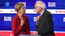 Bernie Sanders speaks with rival Warren as she weighs campaign future