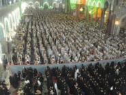 العراق يلغي إقامة صلاة الجمعة في مدينة كربلاء