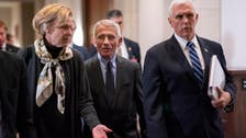 Three members of White House coronavirus team, including  Dr. Fauci, face quarantine