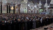 Coronavirus prompts Friday prayers cancelation in Shia holy city of Kerbala