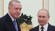 Russia's Putin, Turkey's Erdogan discuss escalation on Armenian-Azerbaijani border