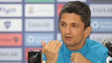 لوتشيسكو يحذر لاعبيه من خطورة الاتفاق