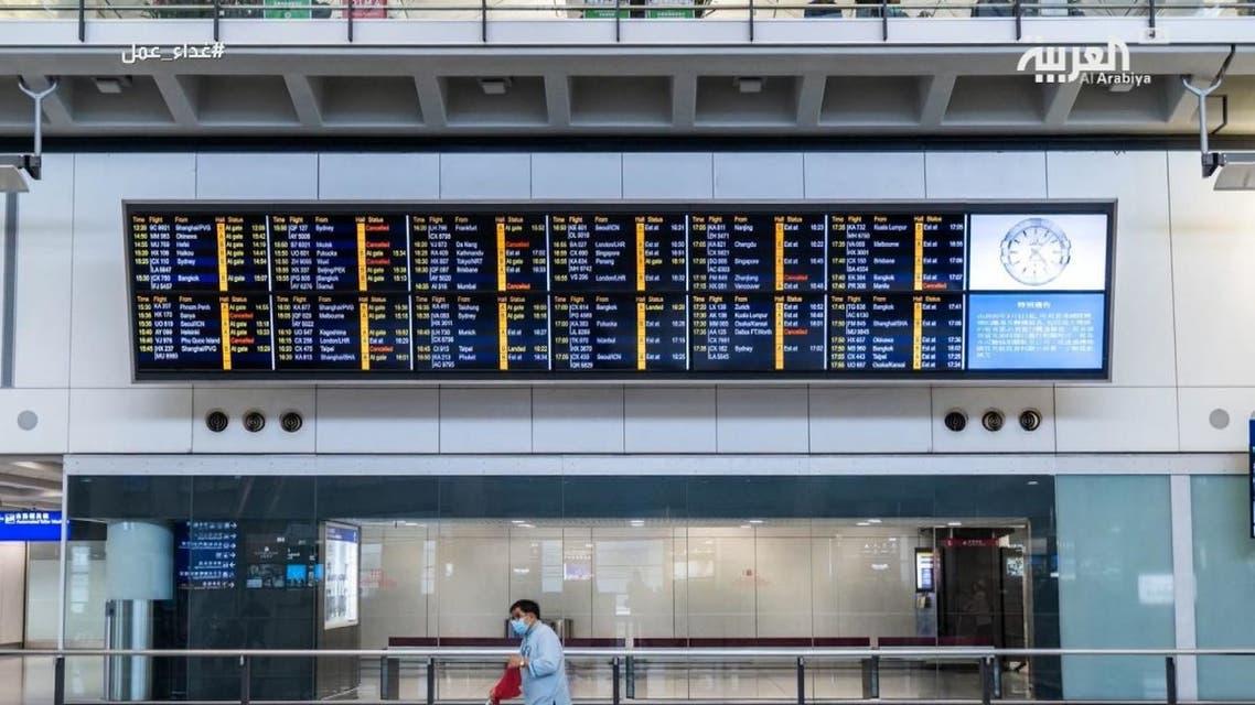 أياتا تتوقع أن يؤدي كورونا إلى أول انكماش لقطاع الطيران منذ الأزمة المالية العالمية