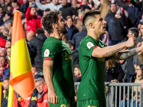 """موعد """"باسكي"""" بين بلباو وسوسييداد في نهائي كأس إسبانيا"""