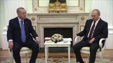 شام میں ترک فوجیوں کی ہلاکت پر افسوس ہے: پوتین کی ایردوآن سے تعزیت