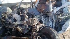 مصر..21 قتيلاً وجريحاً بحادث تصادم مروع بالإسماعيلية