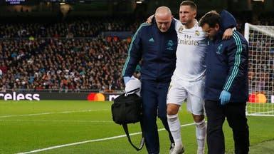 عملية جراحية ناجحة لنجم ريال مدريد