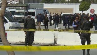 مقتل 3 في تفجير انتحاري قرب سفارة أميركا بتونس