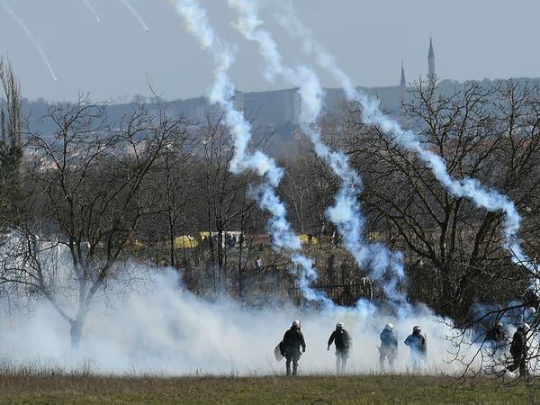 اشتباكات على حدود تركيا واليونان.. القوات وجهاً لوجه
