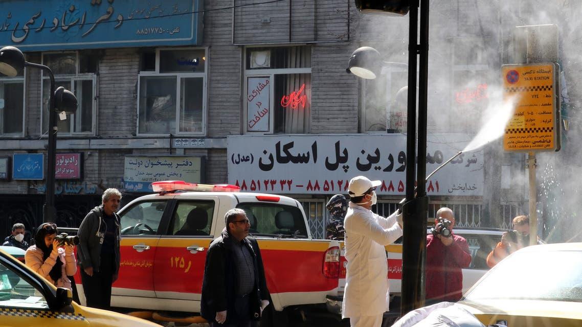 من طهران (أرشيفية- فرانس برس)1